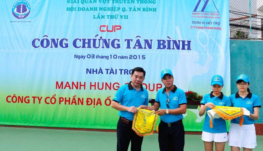 Cup Công chứng Tân Bình thành công tốt đẹp