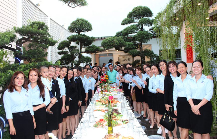 Manh Hung Group tổ chức thi nấu ăn chào mừng ngày Quốc tế Phụ nữ 8/3