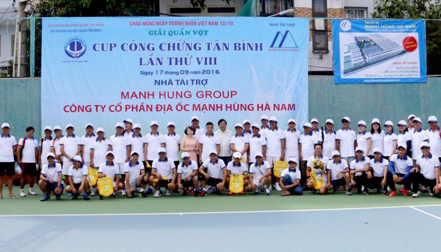 MANH HUNG GROUP Cúp công chứng Tân Bình lần VIII- năm 2016 thành công tốt đẹp
